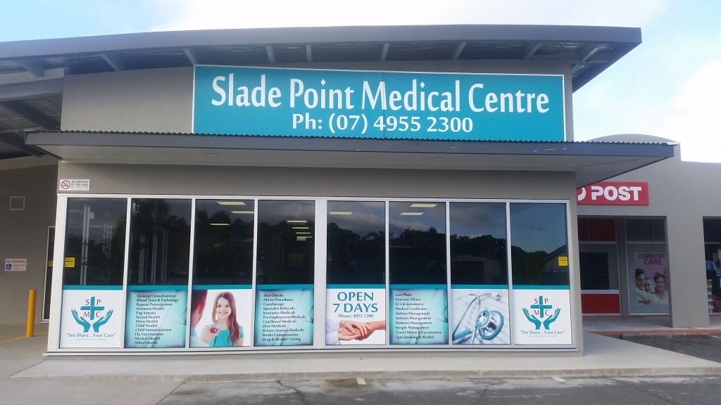 Slade Point Medical Centre clinic